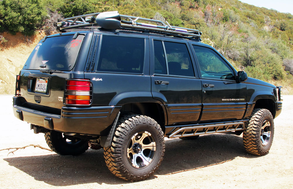 Help Me Decide The Look Of My Zj Clean Dd Or Wheeler