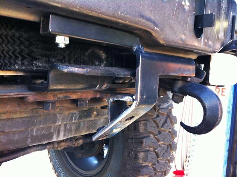 Brushguard Jeepforum Com